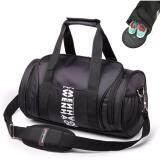 Peimm Modello 23 L Fitness Sports Bag กระเป๋ากีฬา กระเป๋าฟิตเนต กระเป๋าออกกำลังกาย กระเป๋าใส่รองเท้า กันน้ำ มัลติฟังก์ชั่น สีดำ ใน ไทย