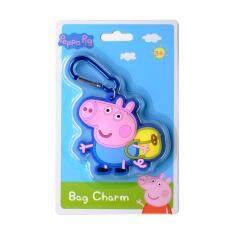 พวงกุญแจ Peppa Pig Bag Charm-George