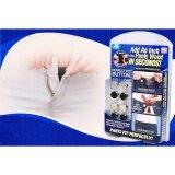 กระดุมมหัศจรรย์ กระดุม กระดุมกางเกง กระดุมปรับขนาด เพิ่ม ลดขนาดเอวกางเกงได้ในพริบตา Perfect Fit Button Set Of 8 Pr ถูก ใน ไทย