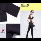 ซื้อ Perfect Pairs Leggings เลคกิ้ง New Suits Black Yellow ถูก