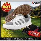 ราคา Pgm Golf Shoe Ultra Light Size 39 46 5 Colors Free Shoe Bag ใหม่