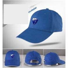 Pgm  หมวกกอล์ฟ  สีน้ำเงิน (mz010)(int: One Size).