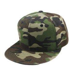 ทบทวน ผู้ชายผู้หญิงเต้นฮิปฮอปพรางหมวกหมวกเบสบอลหมวก สีเขียว ระหว่างประเทศ Unbranded Generic