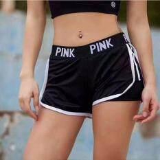 กางเกงสกรีนอักษร Pink Zh Forever ถูก ใน กรุงเทพมหานคร