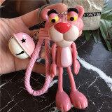 ซื้อ พวงกุญแจพิ้งค์แพนเตอร์ ไอเดียเก๋สไตล์เกาหลี Pink Panther สีชมพู ระฆัง Pink Panther สีชมพู ระฆัง ถูก Thailand
