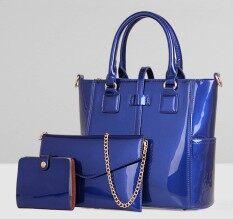 ซื้อ Pip แพคเกจเกาหลีผู้หญิงกระเป๋าใหม่ อัญมณีสีฟ้า ถูก
