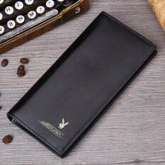 ซื้อ Playboy กระเป๋าสตางค์หนังแท้คุณภาพดีสุดสวย สีดำ ออนไลน์ ถูก