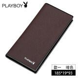 ซื้อ Playboy เกาหลีชายนักเรียนกระเป๋าสตางค์กระเป๋าสตางค์ วรรคกสีน้ำตาล Playboy ถูก