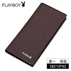 ขาย Playboy เกาหลีชายนักเรียนกระเป๋าสตางค์กระเป๋าสตางค์ วรรคกสีน้ำตาล Playboy เป็นต้นฉบับ