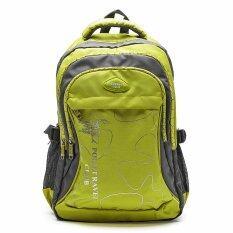 ราคา ราคาถูกที่สุด Polo Travel Club กระเป๋าเป้สะพายหลัง รุ่น V2013320 สีเหลือง