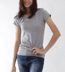 ขาย Polomaker เสื้อยืด Microbrush Tm15 สีเทาท๊อปดราย Female กรุงเทพมหานคร ถูก