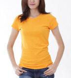 ซื้อ Polomaker เสื้อยืด Microbrush Tm20 สีส้ม Female ออนไลน์ ถูก