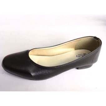 popteenรองเท้าคัทชู(ส้นขนมปัง0.5นิ้ว)-