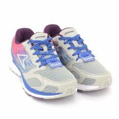 ราคา Sneaker Special Power รองเท้าผู้หญิงผ้าใบกีฬา Power Ladies Running สีเทา รหัส 5282857 เป็นต้นฉบับ Bata