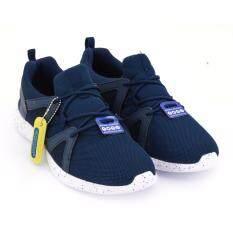 ราคา Special Power รองเท้าผู้ชายผ้าใบ สำหรับเดิน Power Men Walking สีน้ำเงินเข้ม รหัส 8489352 ออนไลน์