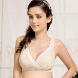 ซื้อ Pregnant Women Underwear New Bra Prevent Sagging Sleep Care Bras Cup Sports Bra Cotton Comfortable Skin Color Intl Unbranded Generic ถูก