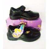 ขาย รองเท้านักเรียนอนุบาลหญิง ติดเทป สีดำ Princess Lapunzel Cx100 กรุงเทพมหานคร ถูก
