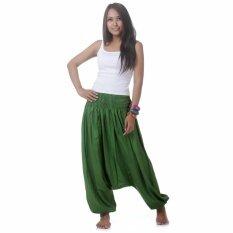 ราคา Princess Of Asia กางเกงอลาดิน สีเขียว ใหม่