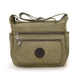 สบายๆกระเป๋ากระเป๋าผู้ชายกระเป๋าถุงผ้าใบความจุขนาดใหญ่ กองทัพสีเขียว Unbranded Generic ถูก ใน ฮ่องกง