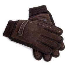 ส่วนลด ถุงมือผู้ชายกันหนาวกันหิมะ ซับในกำมะหยี H Jacket ใน กรุงเทพมหานคร