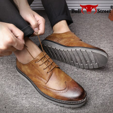 ความคิดเห็น บูลส์สถานที่เกาหลีผู้ชายและรองเท้าที่เดินทางมาพักผ่อนรองเท้า สีน้ำตาลอ่อน