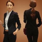 ขาย ซื้อ เสื้อสูทผู้หญิง Kelayila สไตล์เกาหลี สีดำ สีดำ สีดำ
