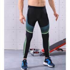 กางเกงออกกำลังกายผู้ชาย วิ่ง ฟิตเนส กระชับกล้ามเนื้อ เป็นต้นฉบับ