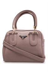ราคา Amiya กระเป๋าถือ กระเป๋าสะพายข้าง กระเป๋าสะพายไหล่ รหัส 3021 สีกากี ถูก