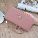 ราคา กระเป๋าถือผู้หญิง แบบยาว สีชมพู สีชมพู ถูก