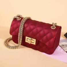 ซื้อ กระเป๋ามินิทอย สายสะพายข้างปรับสายได้ สีแดง ใหม่ล่าสุด