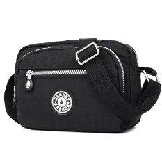 ซื้อ กระเป๋าไนล่อนไซส์มินิของผู้หญิงRainbow Pony สีดำ สีดำ Unbranded Generic ถูก