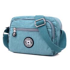 ราคา กระเป๋าไนล่อนไซส์มินิของผู้หญิงRainbow Pony แสงสีฟ้าสีเทาควันบุหรี่ แสงสีฟ้าสีเทาควันบุหรี่ ออนไลน์