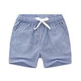 ซื้อ เด็กทารกใหม่ห้ากางเกงเด็กชายกางเกงขาสั้น แถบแนวตั้งกางเกงกางเกงขาสั้น ฮ่องกง