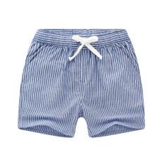 เด็กทารกใหม่ห้ากางเกงเด็กชายกางเกงขาสั้น แถบแนวตั้งกางเกงกางเกงขาสั้น ใน ฮ่องกง
