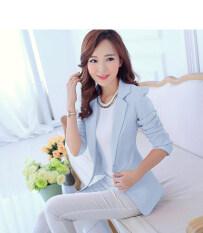 ขาย เสื้อสูทลำลองของผู้หญิง ท้องฟ้าสีฟ้า ท้องฟ้าสีฟ้า ออนไลน์ ฮ่องกง