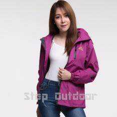 ขาย เสื้อแจ็คเก็ตผู้หญิงเท่ห์ๆ พร้อมส่ง ราคาถูก กันหนาว กันน้ำ ฮู้ดถอดเก็บได้ กรุงเทพมหานคร