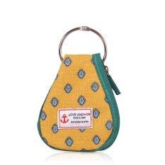ราคา แพ็คเก็ตขนาดเล็กสดกระเป๋าสตางค์ผ้าหญิงมินิ โบฮีเมียน ใหม่ ถูก