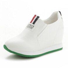 ขาย ใหม่เพิ่มขึ้นภายในรองเท้าสีขาวรองเท้า สีขาว Other เป็นต้นฉบับ