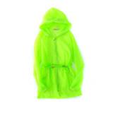 ราคา เกาหลีแขนยาวป้องกันแสงแดดเสื้อผ้าบางเฉียบเสื้อดวงอาทิตย์ดวงอาทิตย์ชุดป้องกัน เรืองแสงสีเขียว เป็นต้นฉบับ