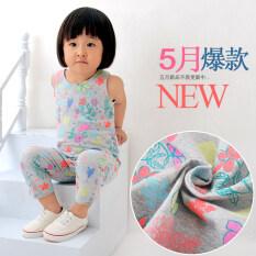 ขาย ทารกผ้าฝ้ายเด็กหญิงใหม่ฤดูร้อนชุด ที่มีสีสันชุด ออนไลน์ ฮ่องกง