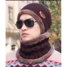 ขาย ชุดเซตหมวก ผ้าพันคอ กันหนาว Thailand ถูก