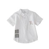 ขาย วรรคฤดูร้อนใหม่เด็กชายแขนสั้นทารกเสื้อ สีขาว ถูก