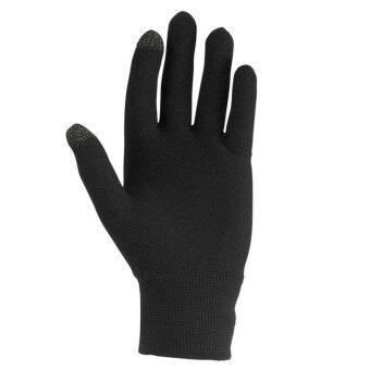ถุงมือเดินป่า ถุงมือกันหนาว ทัชสกรีน ใช้งานมือถือได้โดยไม่ต้องถอด รุ่น WEDZE TAKE HEAT TOUCH