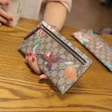 ขาย ซื้อ กระเป๋าเงินใบยาว ผู้หญิงSeefollow สีเบจพิมพ์นก สีเบจพิมพ์นก ใน Thailand