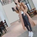 ซื้อ เสื้อเวอร์ชั่นเกาหลีบวกฝ้ายของฤดูการขาย สีกากี ออนไลน์