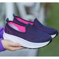 โปรโมชั่น รองเท้าเพื่อสุขภาพสีกรมอมม่วง ใน Thailand