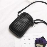ขาย เกาหลีแพคเกจโทรศัพท์มือถือใหม่ สีดำ ที่มีเยื่อหุ้มสมองสามารถปรับสายคล้องไหล่ ใหม่