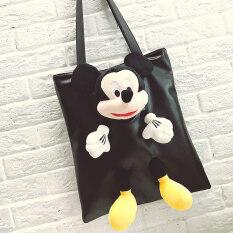 ราคา กระเป๋าสะพายฤดูร้อนถุงใหม่ มิกกี้ ใหม่ ถูก