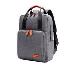 ราคา กระเป๋าสะพายหลัง กระเป๋าเป้เดินทาง กระเป๋าเป้ผู้ชาย กระเป๋าโน๊ตบุ๊ค สีเทา ราคาถูกที่สุด