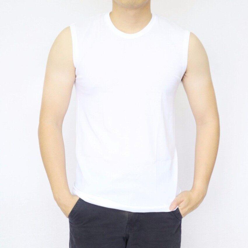เสื้อคอกลมแขนกุดสีขาว ได้รับการคัดสรรจากเราแล้วว่าเป็นสินค้าที่ดี มีคุณภาพ มีผู้สนใจสั่งซื้อเป็นจำนวนมาก ทั้งในประเทศไทย และต่างประเทศ หากคุณ กำลังต้องการ ไอเทม รับรองได้ว่า นี้เป็นสินค้า ที่เหมาะสมกับคุณอย่างแน่นอนคลิก เพื่อดูรายละเอียด ✓ขายด่วนตอนนี้กำลังลดราคา   Mens Casual Tops